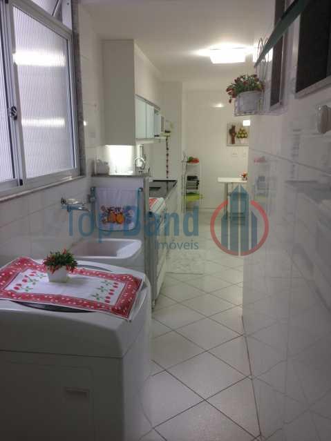 IMG_6935 - Apartamento Rua Gustavo Corção,Recreio dos Bandeirantes,Rio de Janeiro,RJ À Venda,3 Quartos,188m² - TIAP30038 - 15