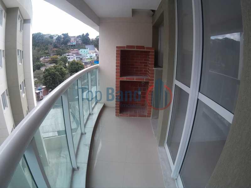 FOTO 02 - Apartamento Estrada Capenha,Pechincha,Rio de Janeiro,RJ À Venda,2 Quartos,55m² - TIAP20064 - 1