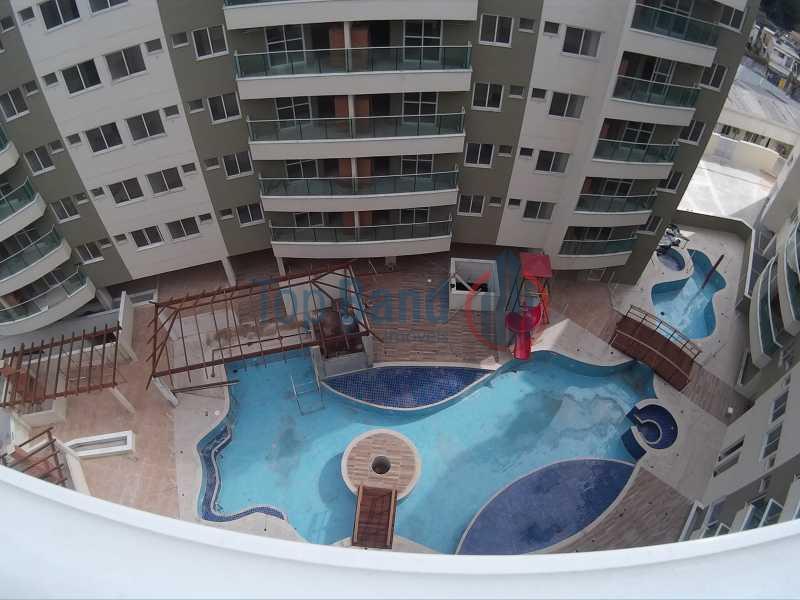 FOTO 01 - Cobertura à venda Estrada Capenha,Pechincha, Rio de Janeiro - R$ 799.000 - TICO30008 - 3