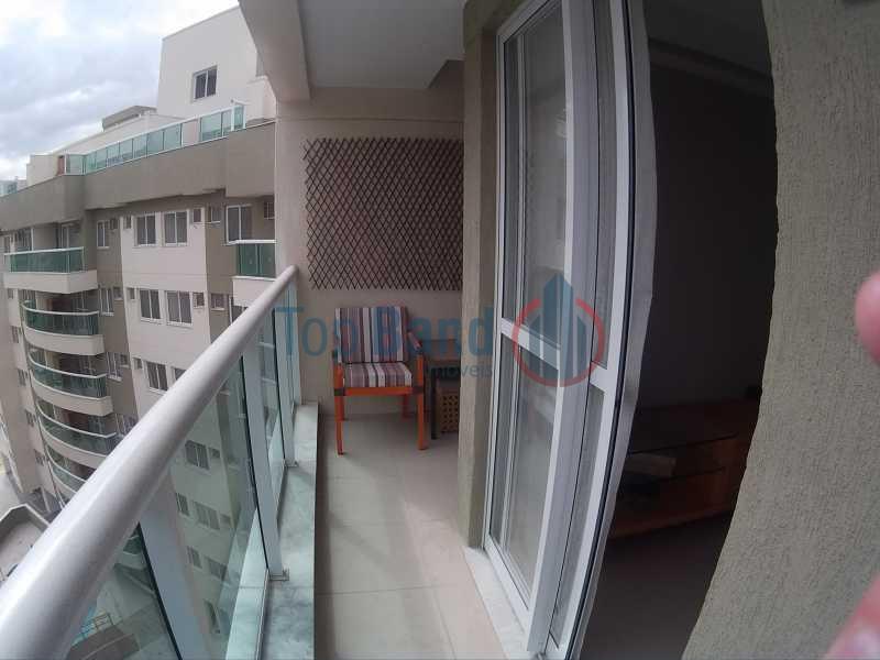 FOTO 02 - Cobertura à venda Estrada Capenha,Pechincha, Rio de Janeiro - R$ 799.000 - TICO30008 - 4