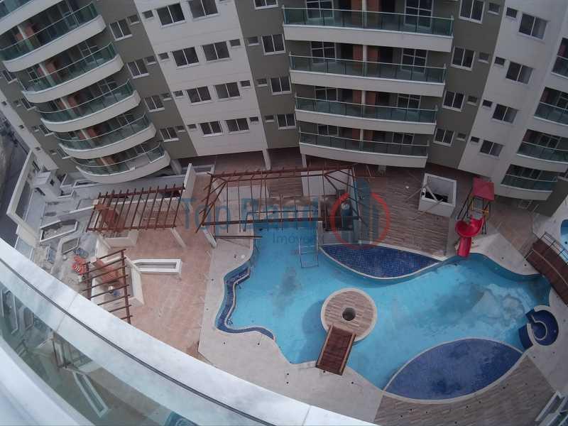 FOTO 22 - Cobertura à venda Estrada Capenha,Pechincha, Rio de Janeiro - R$ 799.000 - TICO30008 - 22
