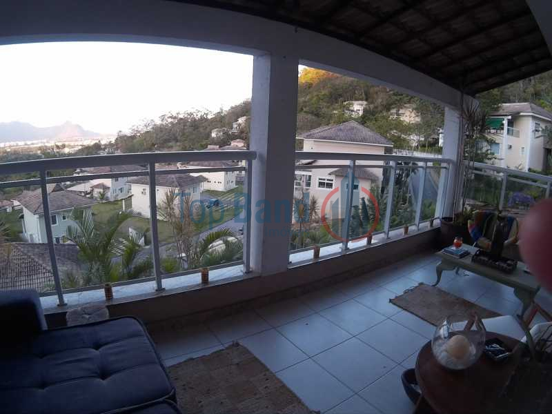 FOTO 05 - Casa Estrada do Pontal,Recreio dos Bandeirantes,Rio de Janeiro,RJ À Venda,4 Quartos,220m² - TICA40021 - 1