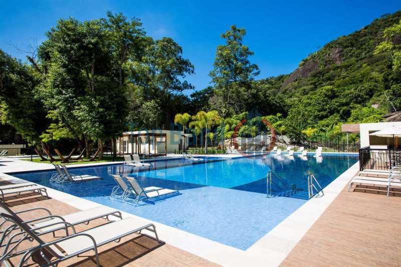 FOTO 10 - Apartamento à venda Estrada de Camorim,Jacarepaguá, Rio de Janeiro - R$ 334.000 - TIAP20079 - 3