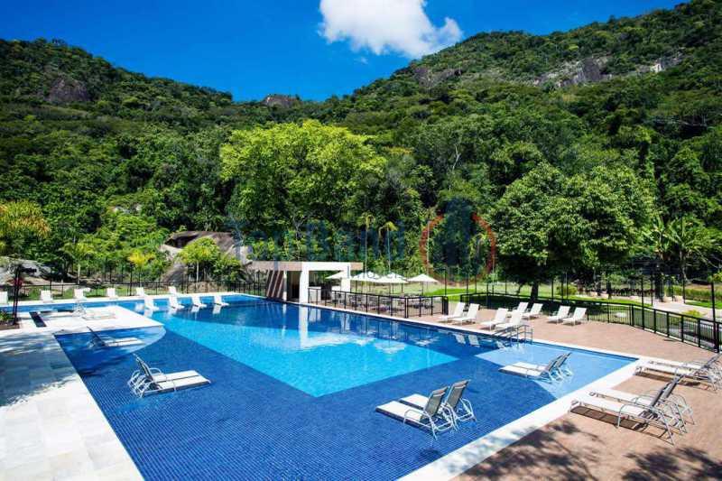 FOTO 11 - Apartamento à venda Estrada de Camorim,Jacarepaguá, Rio de Janeiro - R$ 334.000 - TIAP20079 - 4