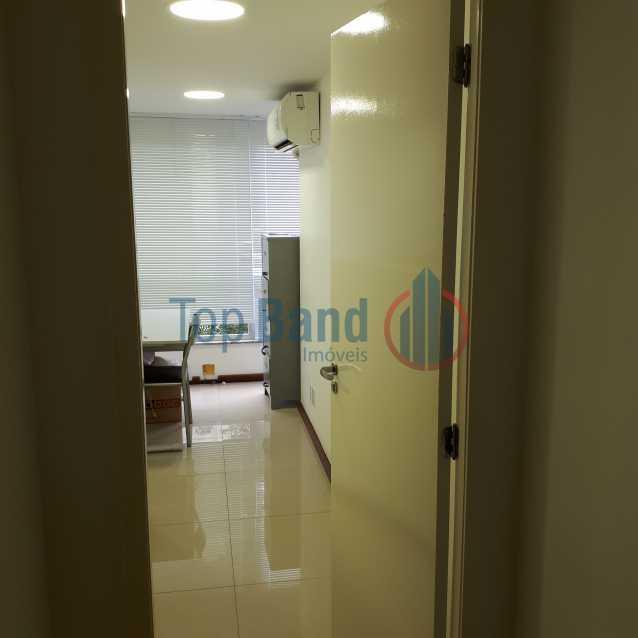 20171204_142425 - Sala Comercial 24m² à venda Barra da Tijuca, Rio de Janeiro - R$ 120.000 - TISL00012 - 4