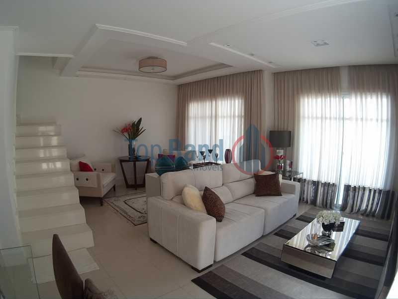 FOTO 01 - Casa em Condomínio à venda Rua Cartunista Millôr Fernandes,Recreio dos Bandeirantes, Rio de Janeiro - R$ 1.400.000 - TICN30002 - 1