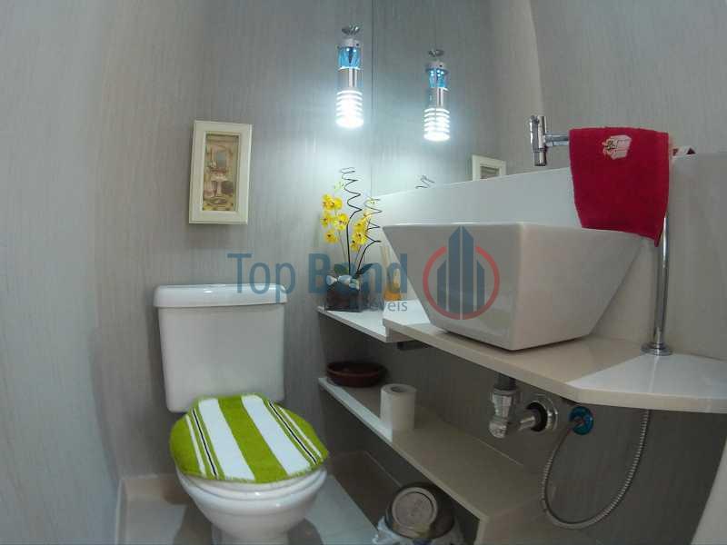 FOTO 08 - Casa em Condomínio à venda Rua Cartunista Millôr Fernandes,Recreio dos Bandeirantes, Rio de Janeiro - R$ 1.400.000 - TICN30002 - 9