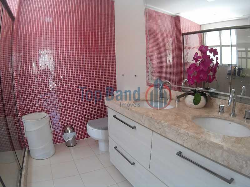 FOTO 13 - Casa em Condomínio à venda Rua Cartunista Millôr Fernandes,Recreio dos Bandeirantes, Rio de Janeiro - R$ 1.400.000 - TICN30002 - 14