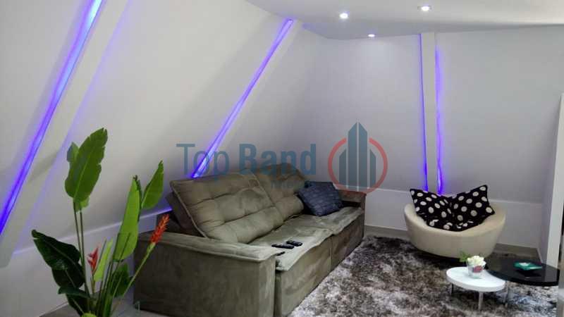 FOTO 26 - Casa em Condomínio à venda Rua Cartunista Millôr Fernandes,Recreio dos Bandeirantes, Rio de Janeiro - R$ 1.400.000 - TICN30002 - 27