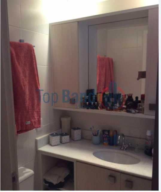FOTO 06 Banheiro Suíte Master - Cobertura À Venda - Freguesia (Jacarepaguá) - Rio de Janeiro - RJ - TICO30009 - 7
