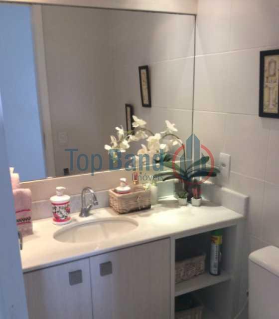 FOTO 07 Banheiro Social - Cobertura À Venda - Freguesia (Jacarepaguá) - Rio de Janeiro - RJ - TICO30009 - 8