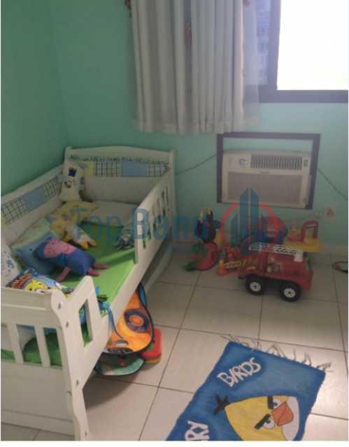FOTO 08 Quarto - Cobertura À Venda - Freguesia (Jacarepaguá) - Rio de Janeiro - RJ - TICO30009 - 9