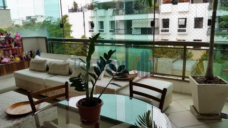 FOTO 01 - Apartamento Rua Gustavo Corção,Recreio dos Bandeirantes,Rio de Janeiro,RJ À Venda,3 Quartos,193m² - TIAP30077 - 1