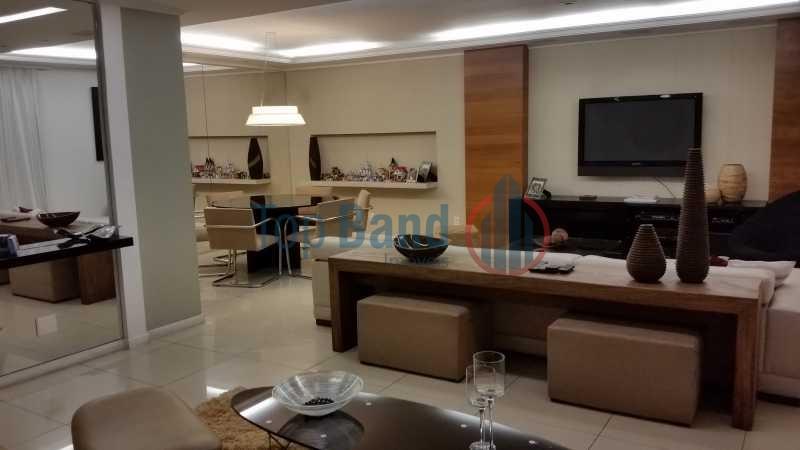 FOTO 05 - Apartamento Rua Gustavo Corção,Recreio dos Bandeirantes,Rio de Janeiro,RJ À Venda,3 Quartos,193m² - TIAP30077 - 6