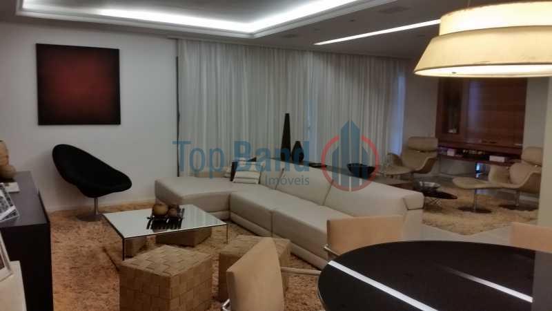 FOTO 06 - Apartamento Rua Gustavo Corção,Recreio dos Bandeirantes,Rio de Janeiro,RJ À Venda,3 Quartos,193m² - TIAP30077 - 7