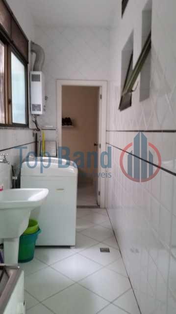 FOTO 23 - Apartamento Rua Gustavo Corção,Recreio dos Bandeirantes,Rio de Janeiro,RJ À Venda,3 Quartos,193m² - TIAP30077 - 24