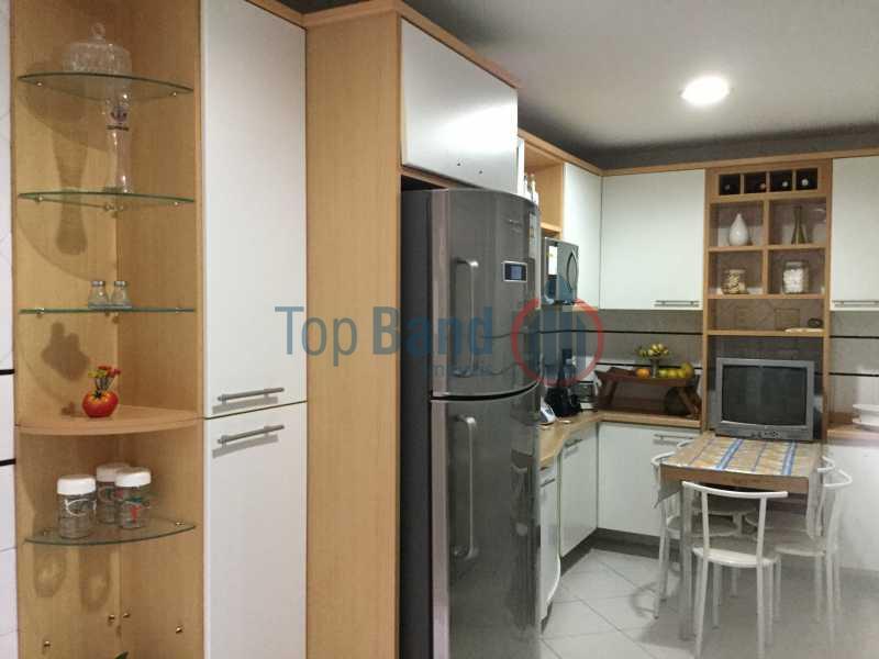 FOTO 20 - Apartamento Rua Gustavo Corção,Recreio dos Bandeirantes,Rio de Janeiro,RJ À Venda,3 Quartos,193m² - TIAP30077 - 21