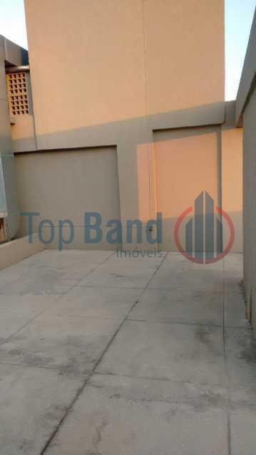 FOTO 13 - Sala Comercial 25m² para alugar Avenida das Américas,Recreio dos Bandeirantes, Rio de Janeiro - R$ 1.200 - TISL00020 - 14