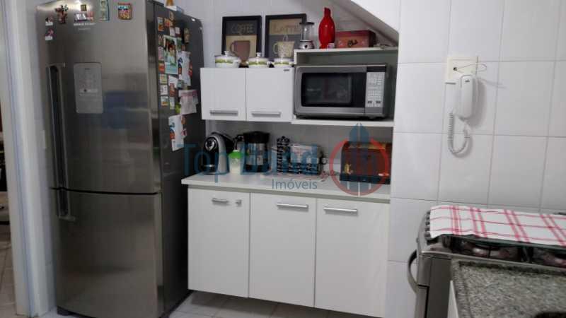 4 - Casa em Condomínio à venda Estrada dos Bandeirantes,Jacarepaguá, Rio de Janeiro - R$ 680.000 - TICN40010 - 5