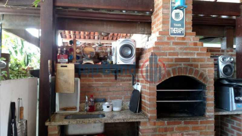 5 - Casa em Condominio À Venda - Vargem Pequena - Rio de Janeiro - RJ - TICN40013 - 7
