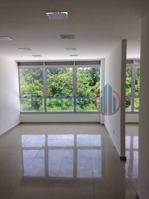 IMG_0674 - Sala Comercial 22m² para alugar Estrada dos Bandeirantes,Curicica, Rio de Janeiro - R$ 700 - TISL00034 - 1