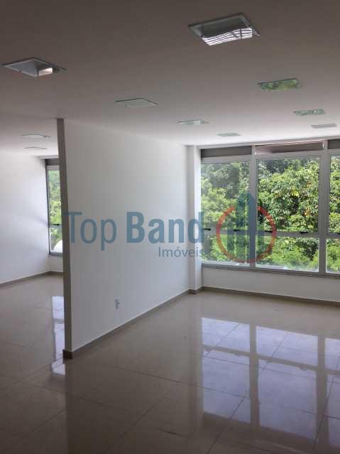 IMG_0682 - Sala Comercial 22m² para alugar Estrada dos Bandeirantes,Curicica, Rio de Janeiro - R$ 700 - TISL00034 - 8