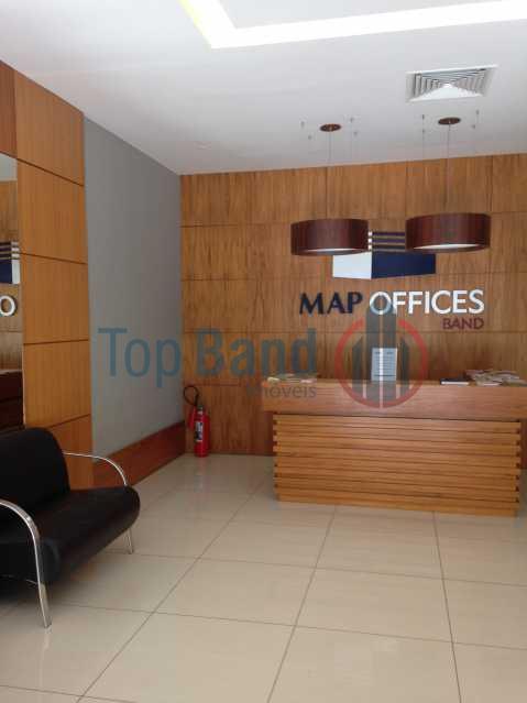 IMG_9393 - Sala Comercial 22m² para alugar Estrada dos Bandeirantes,Curicica, Rio de Janeiro - R$ 700 - TISL00034 - 17