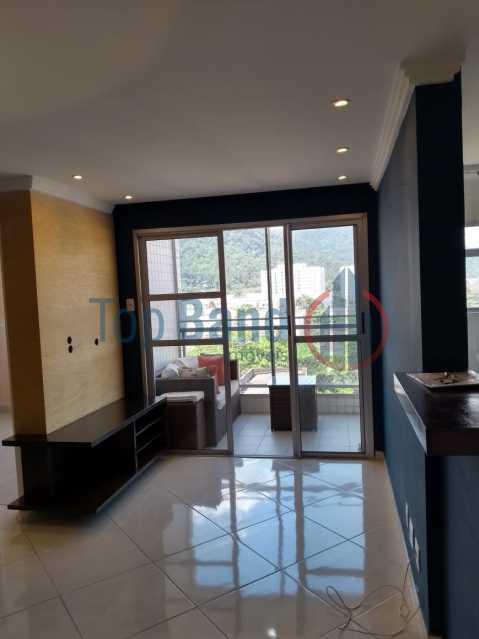 0c503ebf-5c84-4ddc-bb67-db7a99 - Apartamento Estrada dos Bandeirantes,Curicica, Rio de Janeiro, RJ À Venda, 2 Quartos, 58m² - TIAP20130 - 1
