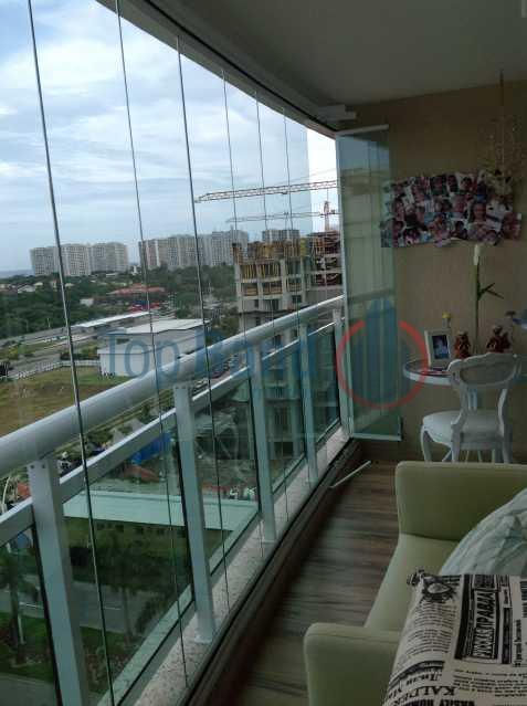 FOTO 02 - Cobertura à venda Rua César Lattes,Barra da Tijuca, Rio de Janeiro - R$ 2.680.000 - TICO40002 - 3