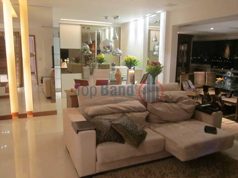 FOTO 12 - Cobertura à venda Rua César Lattes,Barra da Tijuca, Rio de Janeiro - R$ 2.680.000 - TICO40002 - 13