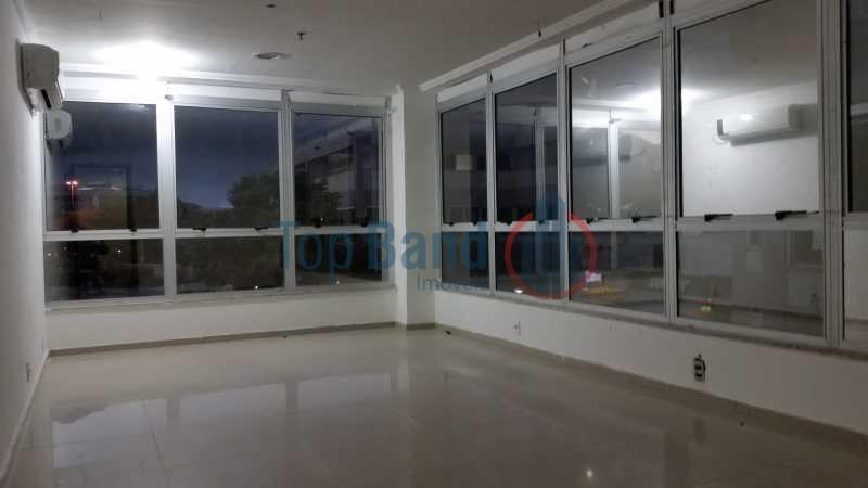 FOTO 01 - Sala Comercial 23m² à venda Estrada dos Bandeirantes,Curicica, Rio de Janeiro - R$ 120.000 - TISL00042 - 1