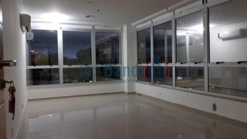 FOTO 04 - Sala Comercial 23m² à venda Estrada dos Bandeirantes,Curicica, Rio de Janeiro - R$ 120.000 - TISL00042 - 5