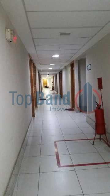 FOTO 08 - Sala Comercial 23m² à venda Estrada dos Bandeirantes,Curicica, Rio de Janeiro - R$ 120.000 - TISL00042 - 9