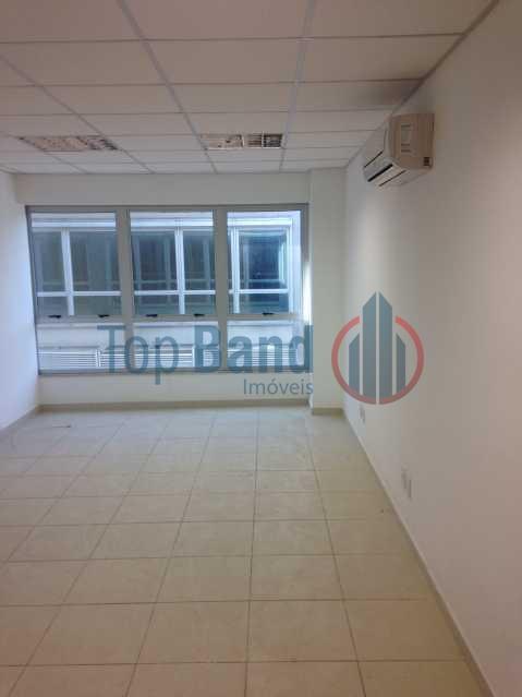 IMG_1883 - Sala Comercial 22m² para alugar Estrada dos Bandeirantes,Curicica, Rio de Janeiro - R$ 700 - TISL00046 - 1