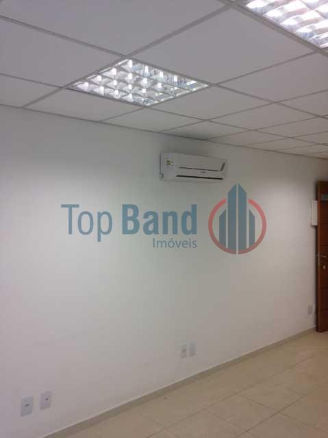 IMG_1888 - Sala Comercial 22m² para alugar Estrada dos Bandeirantes,Curicica, Rio de Janeiro - R$ 700 - TISL00046 - 7