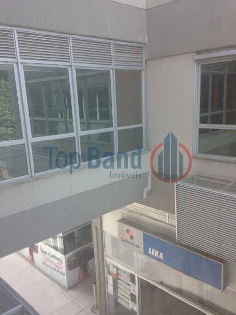 IMG_1890 - Sala Comercial 22m² para alugar Estrada dos Bandeirantes,Curicica, Rio de Janeiro - R$ 700 - TISL00046 - 9