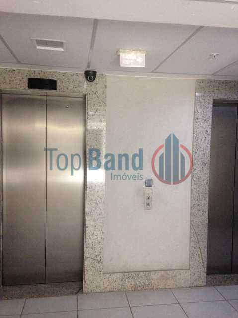 IMG_9390 - Sala Comercial 22m² para alugar Estrada dos Bandeirantes,Curicica, Rio de Janeiro - R$ 700 - TISL00046 - 17