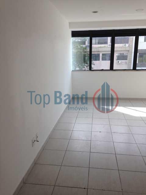 IMG_2021 - Sala Comercial Para Alugar - Recreio dos Bandeirantes - Rio de Janeiro - RJ - TISL00047 - 3