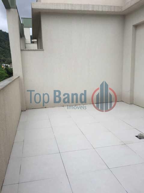 IMG_2287 - Sala Comercial 25m² para alugar Estrada dos Bandeirantes,Curicica, Rio de Janeiro - R$ 650 - TISL00056 - 11
