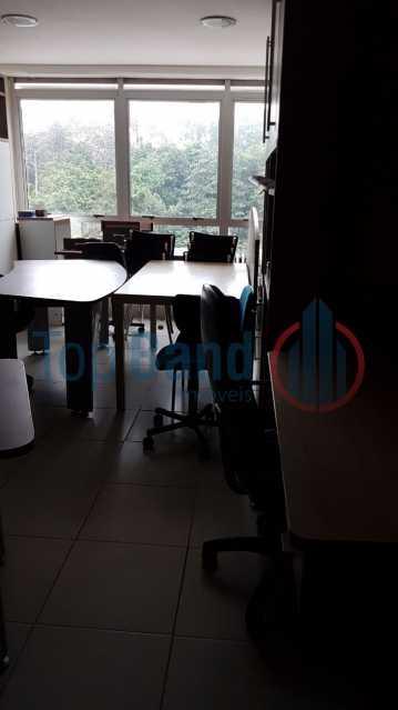 FOTO 01 - Sala Comercial 23m² à venda Estrada dos Bandeirantes,Curicica, Rio de Janeiro - R$ 145.000 - TISL00065 - 1