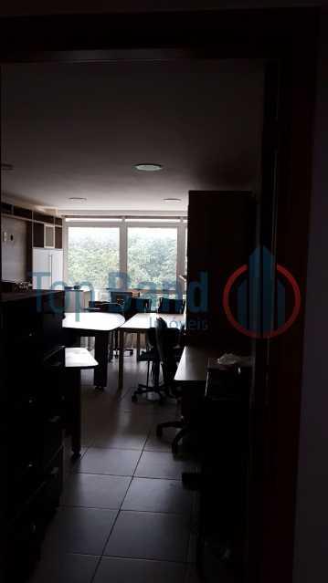FOTO 03 - Sala Comercial 23m² à venda Estrada dos Bandeirantes,Curicica, Rio de Janeiro - R$ 145.000 - TISL00065 - 4
