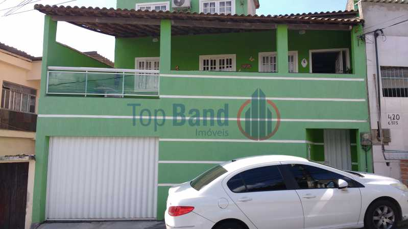 IMG_20170902_093756546 - Casa à venda Rua Ourém,Curicica, Rio de Janeiro - R$ 600.000 - TICA30018 - 3