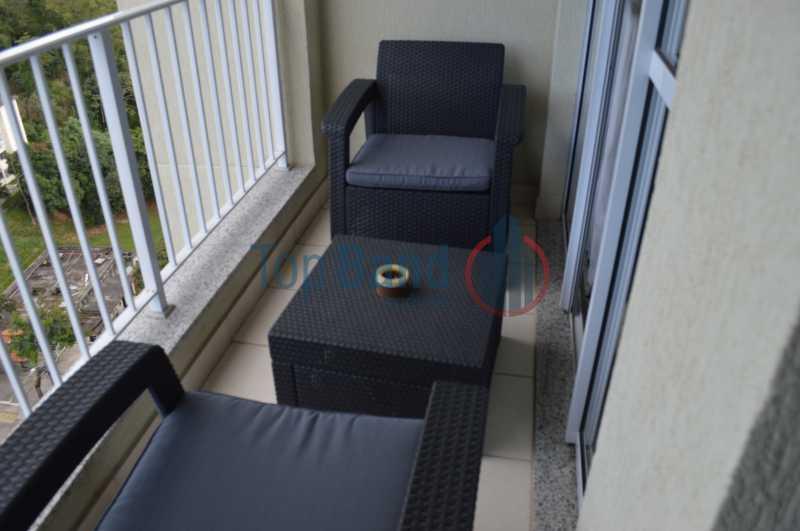 DSC_0008 - Apartamento à venda Estrada dos Bandeirantes,Curicica, Rio de Janeiro - R$ 320.000 - TIAP20189 - 6