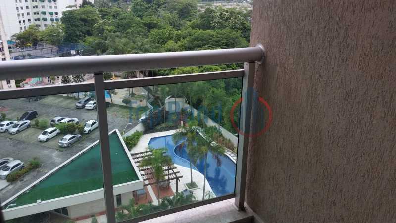 FOTO 01 - Apartamento Estrada dos Bandeirantes,Curicica,Rio de Janeiro,RJ À Venda,1 Quarto,34m² - TIAP10023 - 1