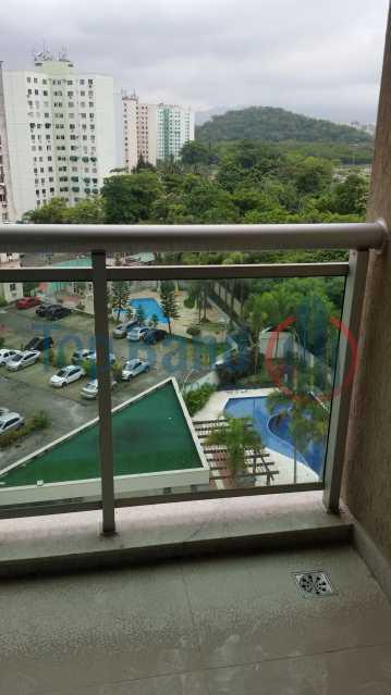 FOTO 02 - Apartamento Estrada dos Bandeirantes,Curicica,Rio de Janeiro,RJ À Venda,1 Quarto,34m² - TIAP10023 - 3