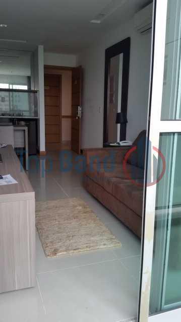 FOTO 03 - Apartamento Estrada dos Bandeirantes,Curicica,Rio de Janeiro,RJ À Venda,1 Quarto,34m² - TIAP10023 - 4
