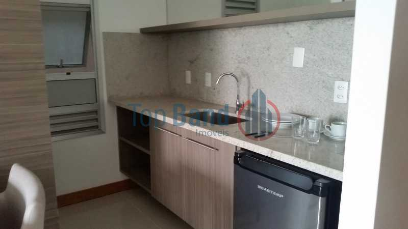 FOTO 15 - Apartamento Estrada dos Bandeirantes,Curicica,Rio de Janeiro,RJ À Venda,1 Quarto,34m² - TIAP10023 - 16