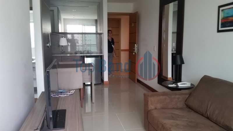 FOTO 17 - Apartamento Estrada dos Bandeirantes,Curicica,Rio de Janeiro,RJ À Venda,1 Quarto,34m² - TIAP10023 - 18