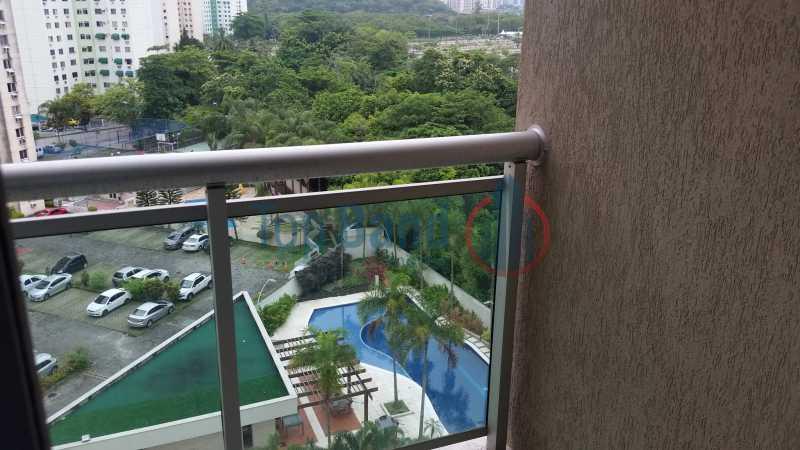 FOTO 18 - Apartamento Estrada dos Bandeirantes,Curicica,Rio de Janeiro,RJ À Venda,1 Quarto,34m² - TIAP10023 - 19