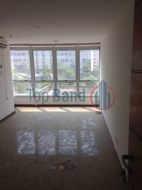 IMG_9335 - Sala Comercial 22m² para venda e aluguel Estrada dos Bandeirantes,Barra da Tijuca, Rio de Janeiro - R$ 120.000 - TISL00074 - 1